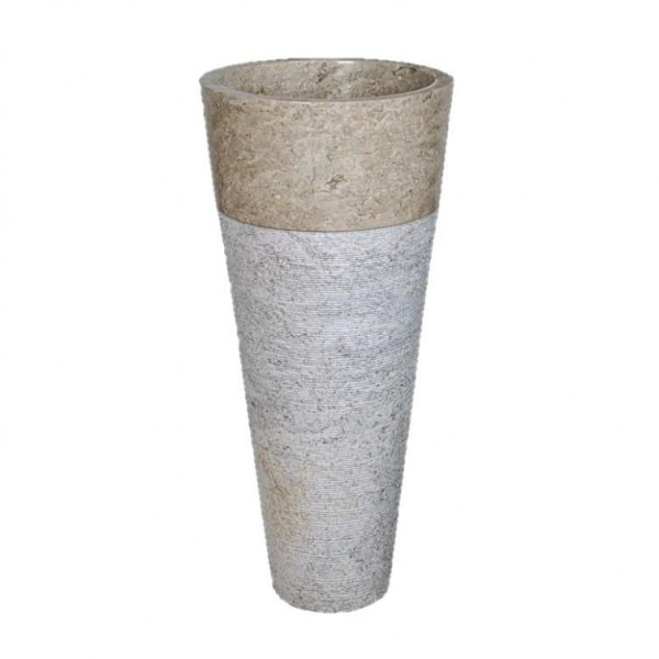 Marmor Standwaschbecken Nora