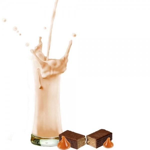 Milchshake Schoko Karamell Keks Geschmack