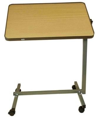 Bett-Tisch,Platte 40x60cm,